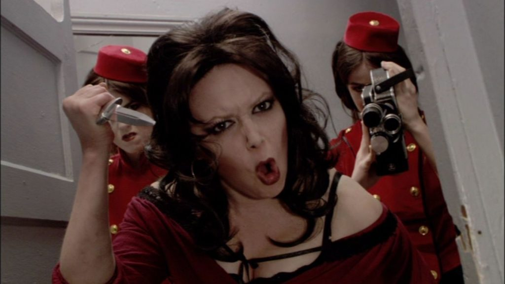 All About Evil (c) Backlash Films