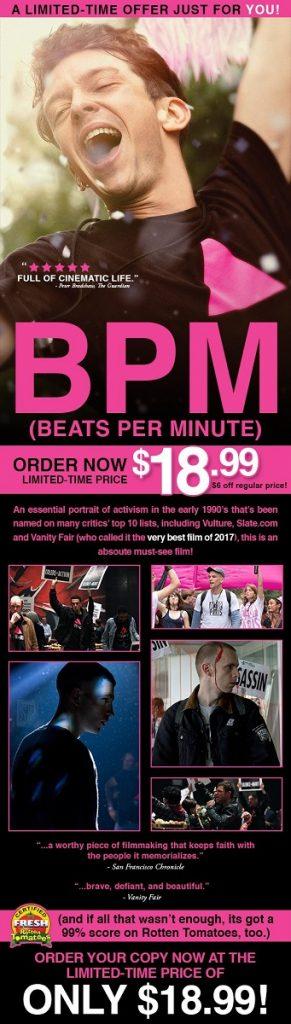 BPM (Beats Per Minute) (c) Passion River Films