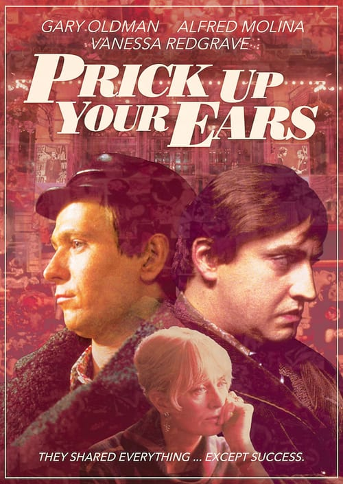 Prick Up Your Ears © Olive Films